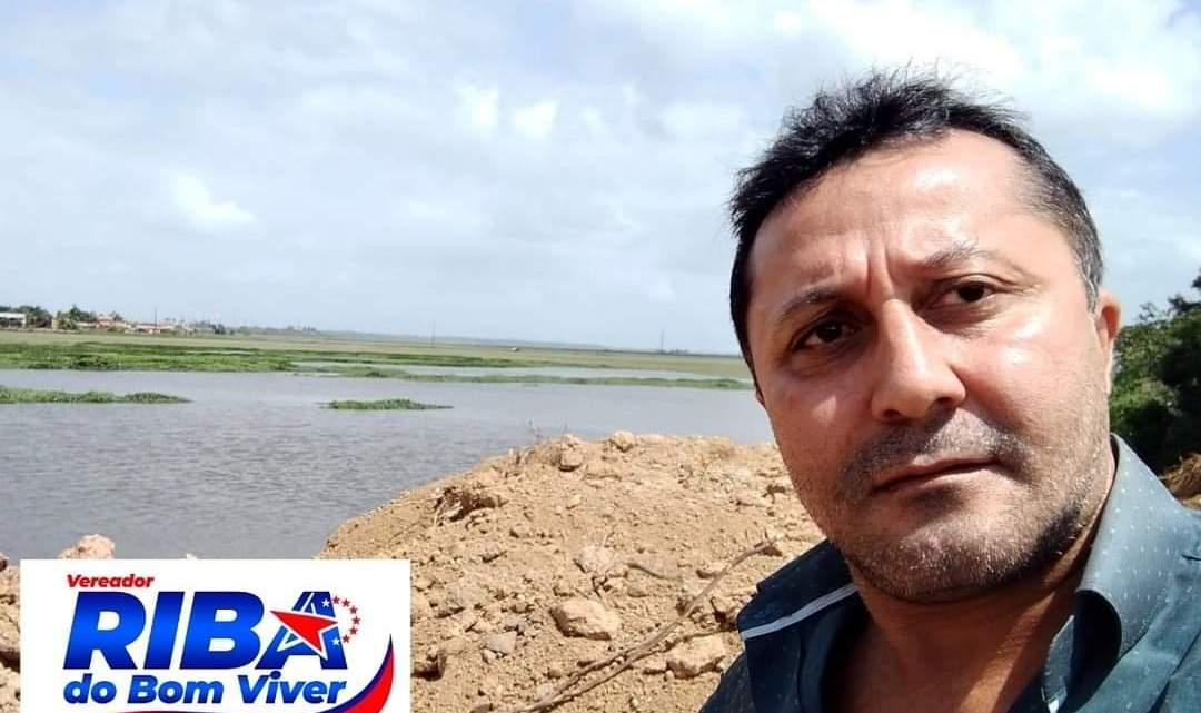 Vereador Riba do Bom Viver denuncia prática de crime ambiental em Pinheiro