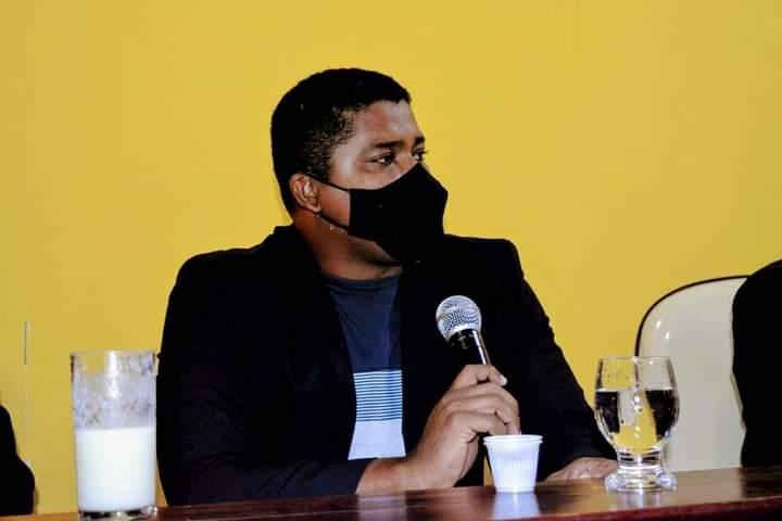 Presidente da Câmara vereador Guterres Filho, solicita à gestão Municipal recuperação de estradas vicinais na zona rural de Alcântara