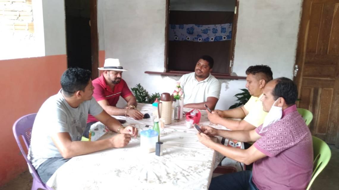 Alcântara – Vereadores se reúnem para comemorar aniversário do colega de parlamento Marivaldo Campos