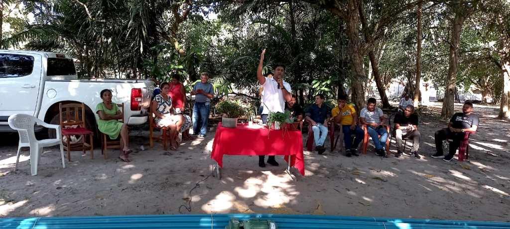Prefeito Toca Serra investe na Agricultura Familiar em Pedro do Rosário