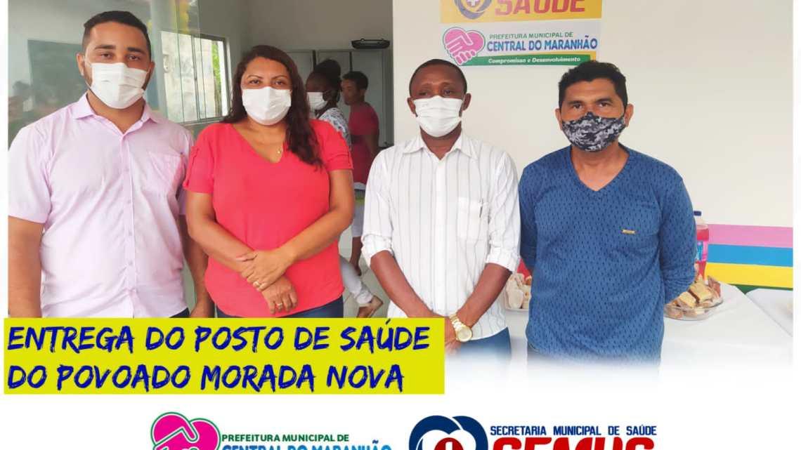 Na gestão da prefeita Fechinha, a saúde de Central do Maranhão vive um novo momento