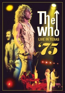 The Who Live in Texas cover