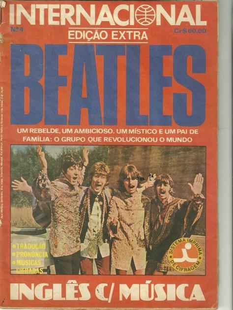 Violão e Guitarra Beatles