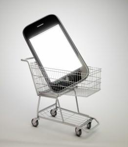 Compra pelo smartphone
