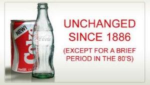 New Coke I