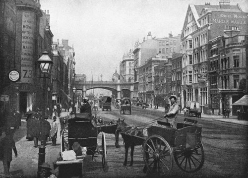 Londres velha X
