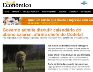 Brasil Econômico Online