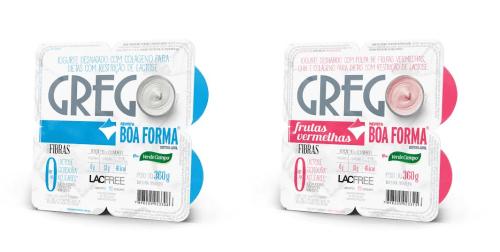 Iogurte Boa-forma