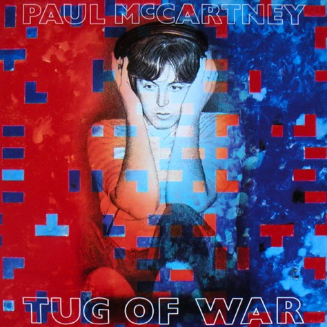 Paul McCartney Tug Of War I