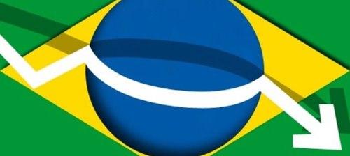 Crise econômica brasileira