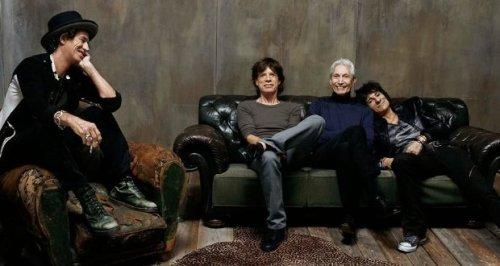 Rolling Stones divulgação
