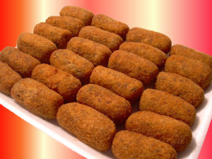 Receitas – Croquetes de Carne