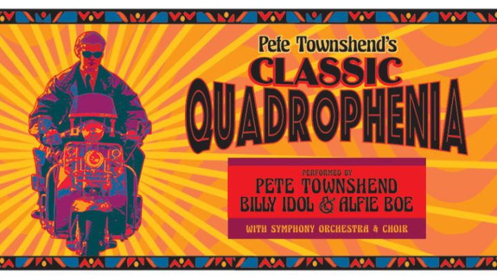 Classic Quadrophenia Live – NY, 10/09/17