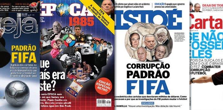 Revistas crescem em digital