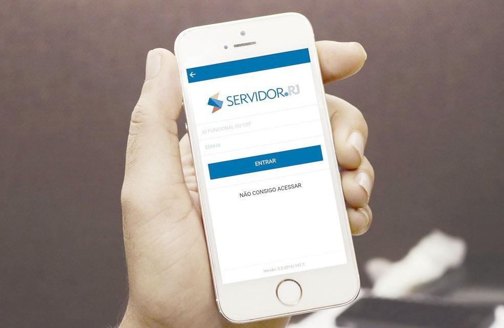 Governo do Estado do Rio de Janeiro insiste em app para servidores