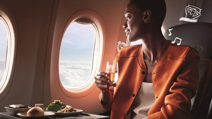 Gol oferece nova linha de vinhos e espumante Miolo no serviço de bordo da classe Gol Premium