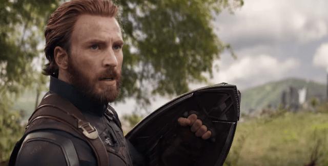 Capitão América confirmado como o Nômade em Vingadores – Guerra Infinita