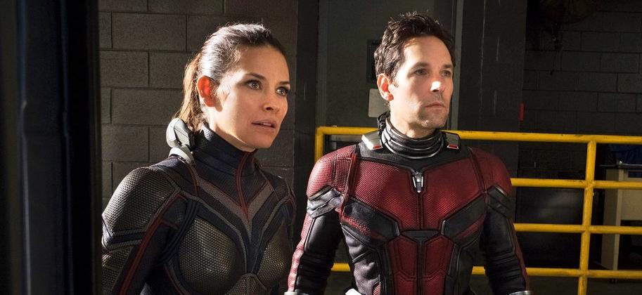 Homem-Formiga e Vespa protagonizam o filme mais engraçado da Marvel