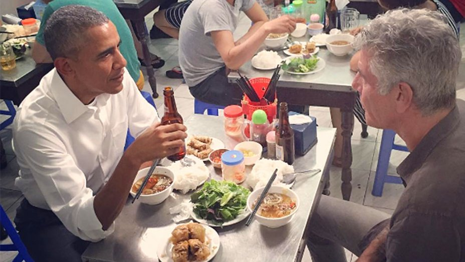 CNN prepara documentário sobre Anthony Bourdain