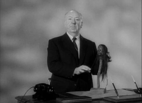 ALFRED HITCHCOCK                                        BORN AUGUST 13, 1899