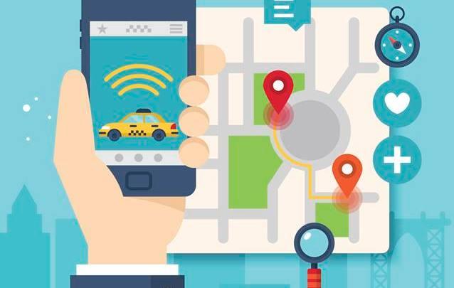 Maioria dos brasileiros utiliza aplicativos de mobilidade