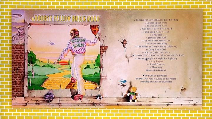 Goodbye Yellow Brick Road completa 45 anos