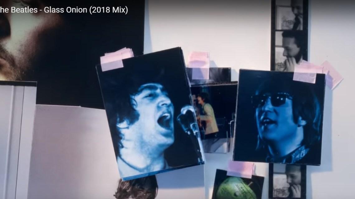 The Beatles – Glass Onion – o vídeo