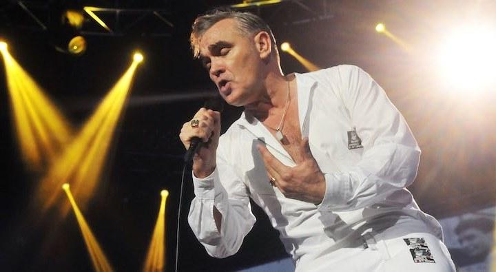 Morrissey se apresenta no Rio nesta sexta, às 22h