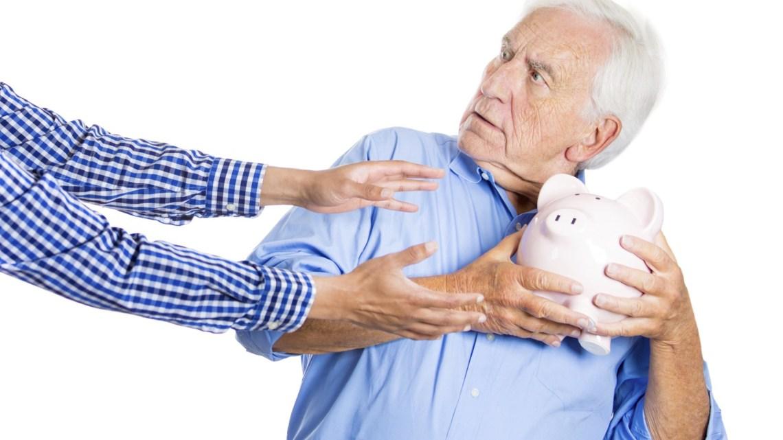 Quase 50% dos idosos respondem pelo sustento da casa