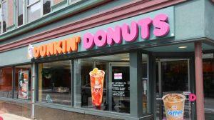 Dunkin' Donuts até tem bons cafés gelados