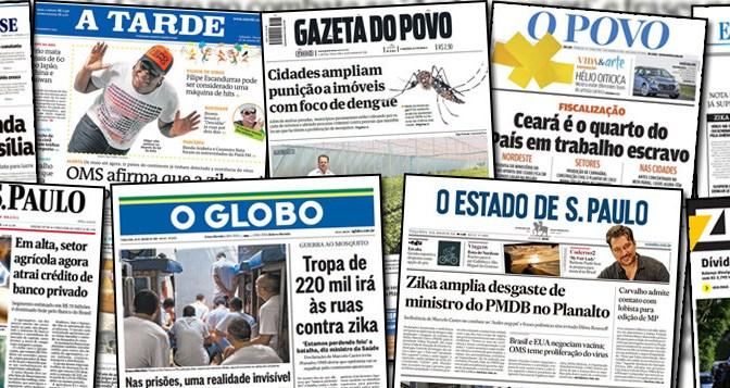 De novo: Salvação dos jornais brasileiros está no digital?