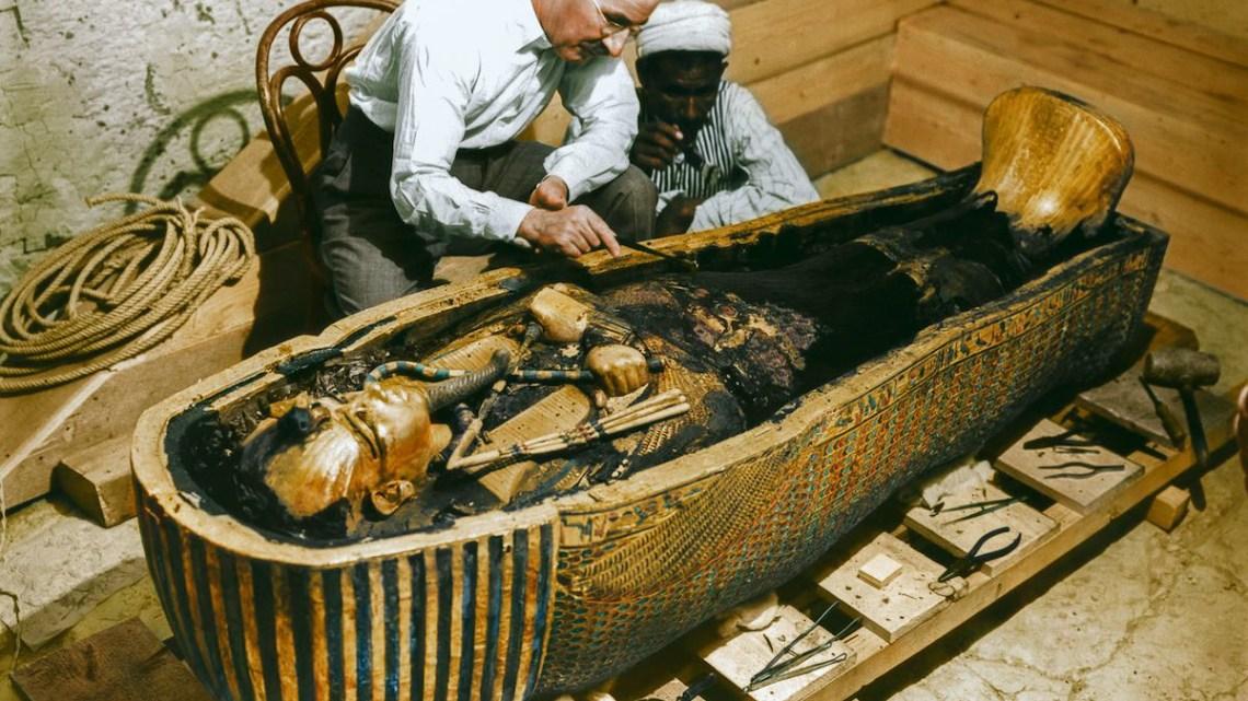 Dica de Viagem: Tutancâmon em Paris