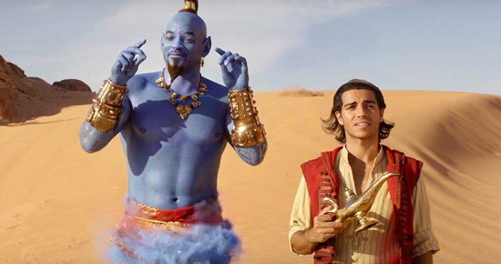 E essas musiquinhas? Saiu trailer de 'Aladdin', corre!