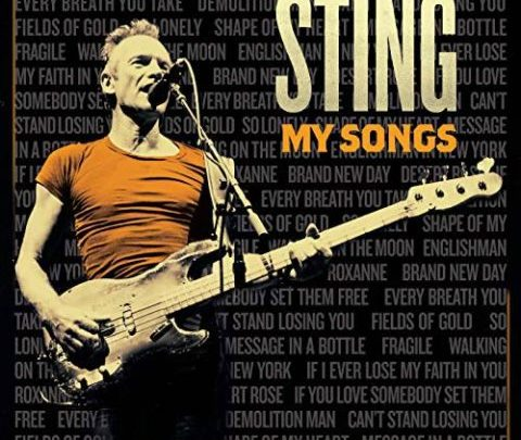 Sting recria sucessos em seu novo álbum: My Songs
