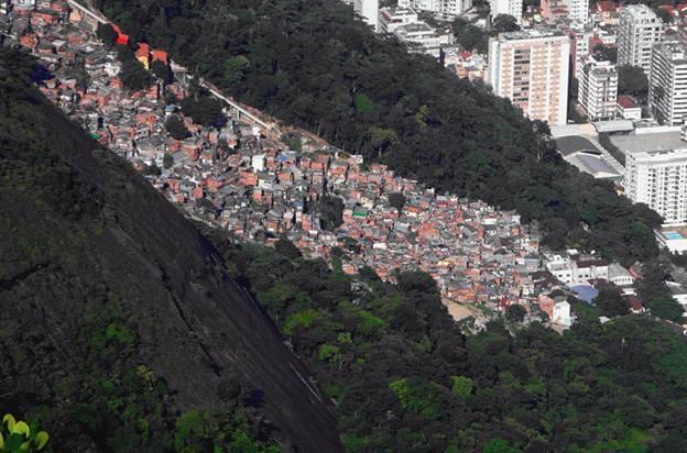 Urbanização não é ocupação irregular