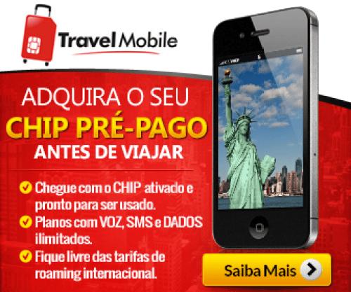 Publicidade Travel Mobile Afiliado