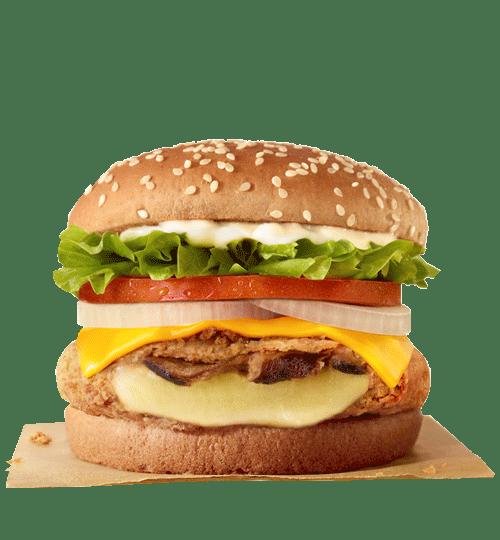 Veggie Burger King