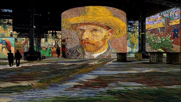 'Museu digital' vai trazer exposição sobre Van Gogh (nos EUA)
