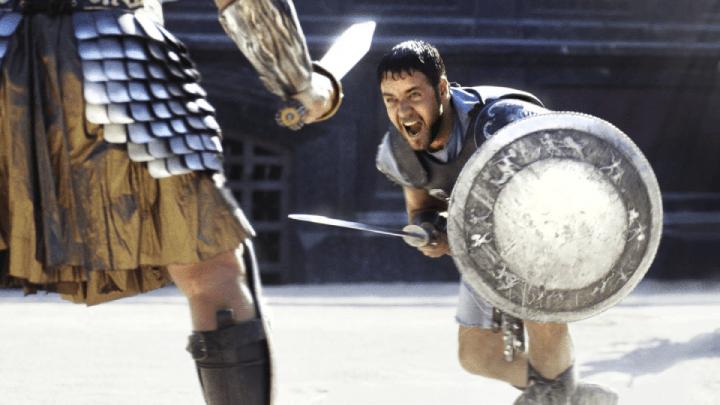 'Gladiador 2' já está em andamento, com Ridley Scott no comando