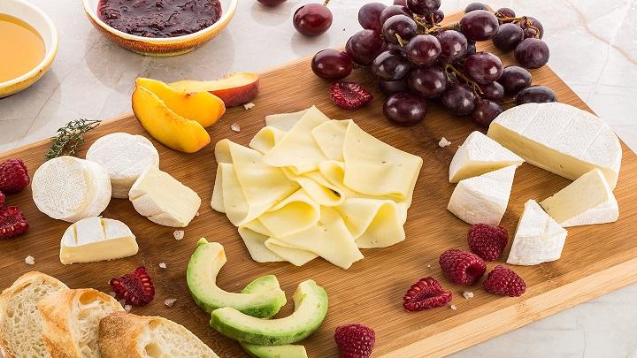 Uma boa opção para quem gosta de queijos franceses