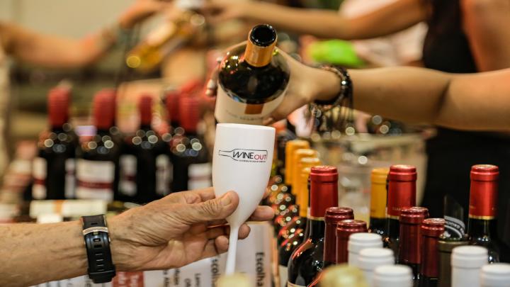 1° Città Wine Outlet terá rótulos a partir de R$ 20