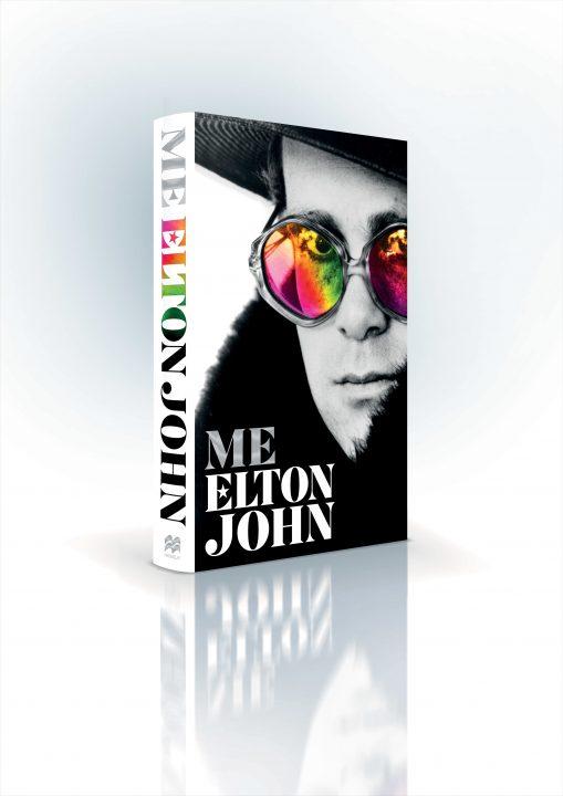Autobiografia de Elton John chega às lojas | Colecionáveis | Revista Ambrosia