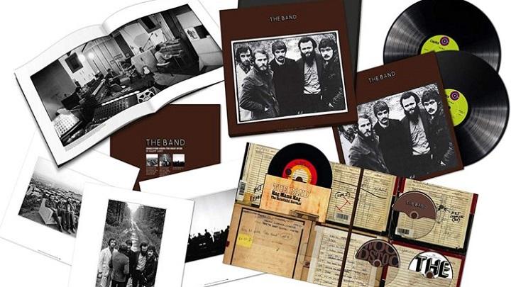 Um dos melhores discos dos anos 60 ganha edição especial: The Band