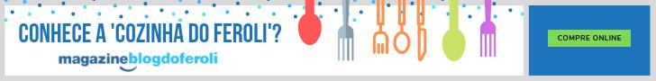 Conha do Feroli para fazer canelone