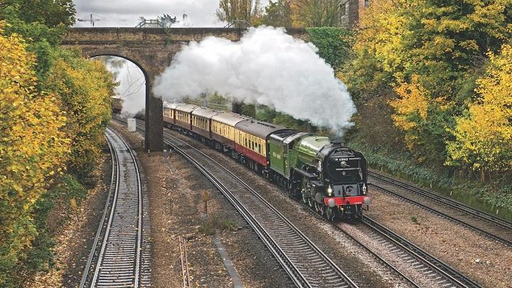 Uma viagem no famoso e atualizado trem Orient Express
