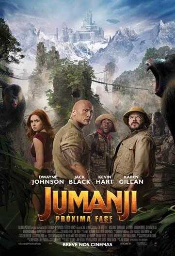 Trailer Jumanji