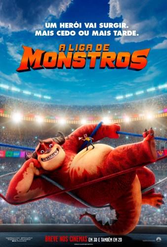A Liga dos Monstros