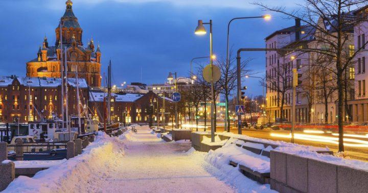 Finlândia lidera o ranking dos países mais felizes do mundo