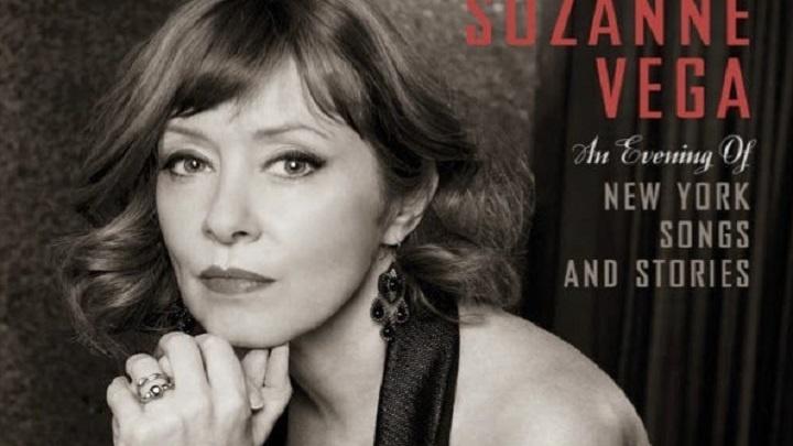 Suzanne Vega canta o amor por Nova York
