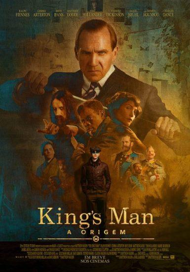 King's Man Origem